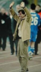Gianfranco Zola West Ham's manager