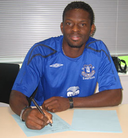 saha to everton